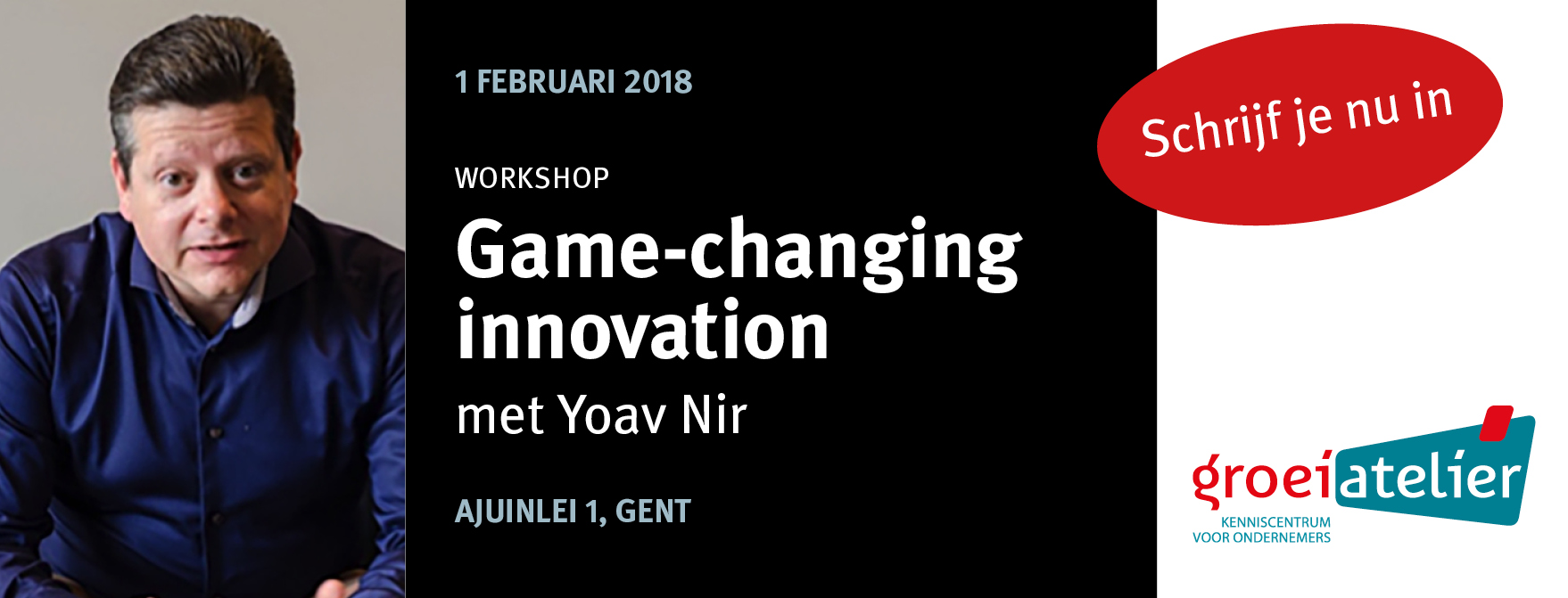 Game-changing innovation workshop