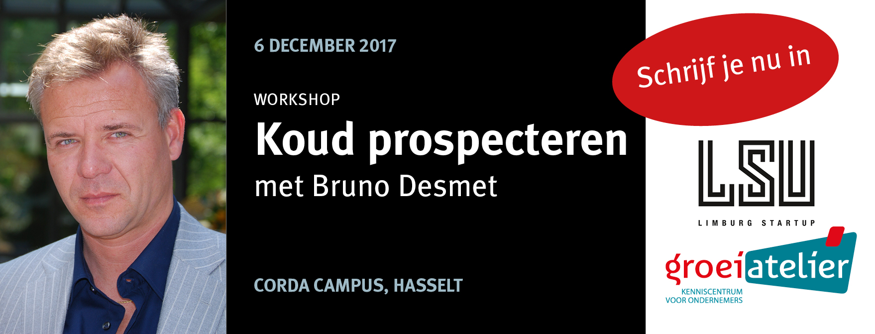 Workshop 'koud prospecteren'